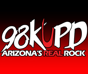 98 KUPD Live Stream - Arizona's Real Rock
